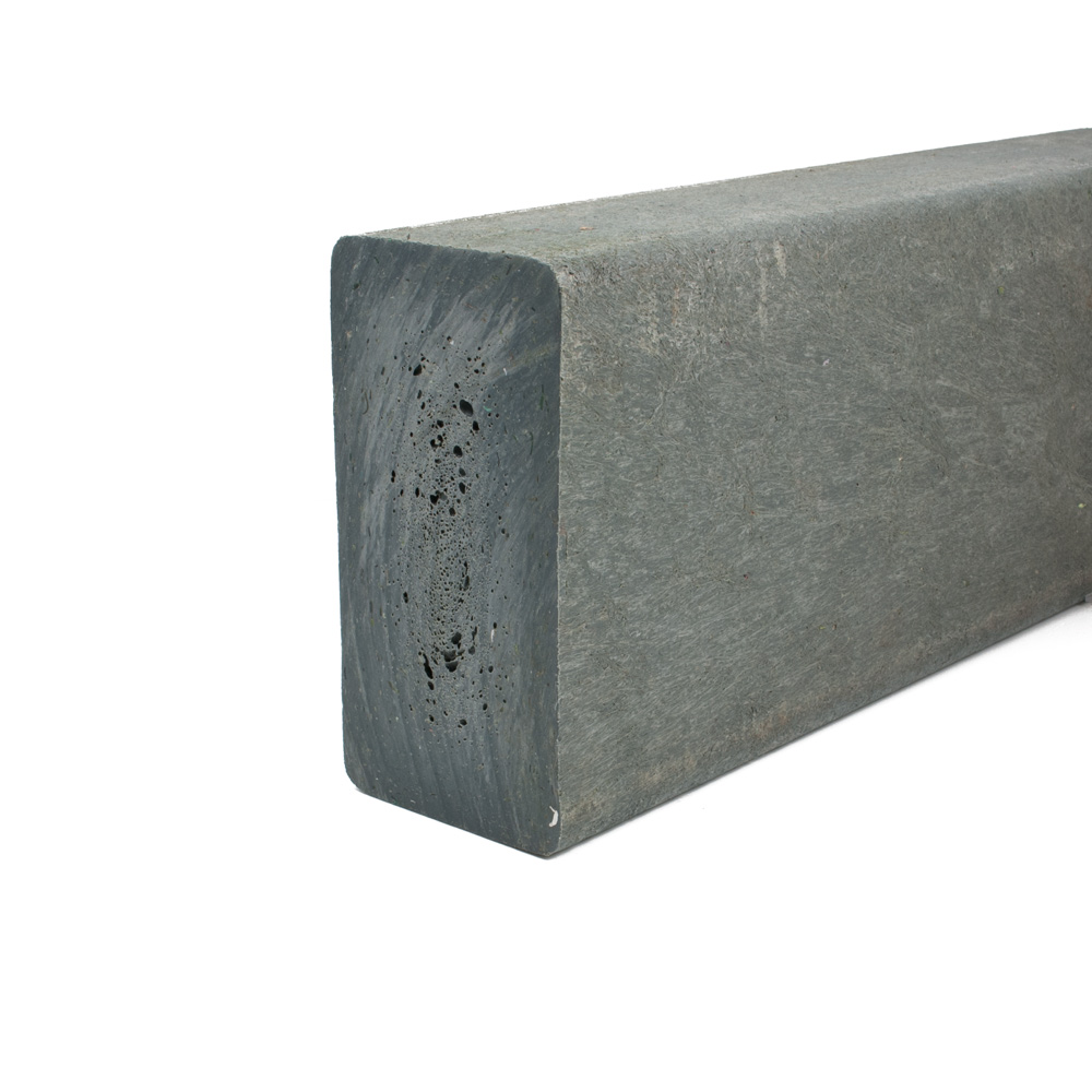 Heavy duty Grey 80mm x 160mm x 2m Beam