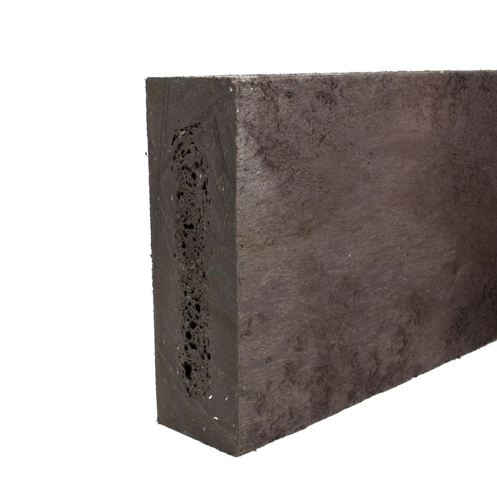 Heavy duty Brown 80mm x 230mm x 3m Beam