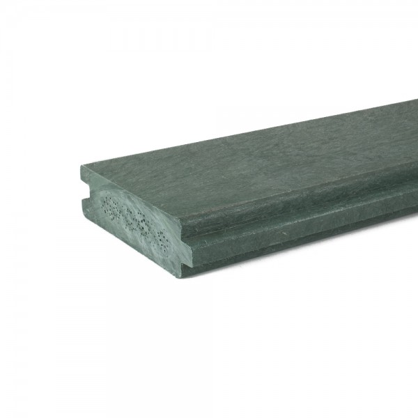 Tongue and Groove plank Green 38mm x 130mm x 2.8m