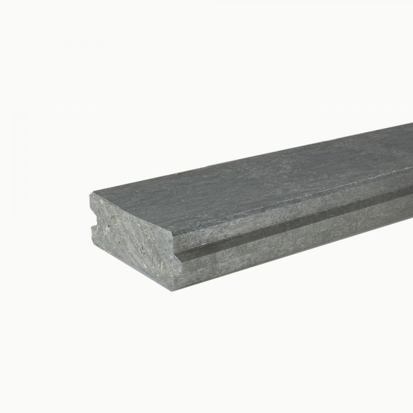 Tongue and Groove plank Grey 45mm x 120mm x 1.4m