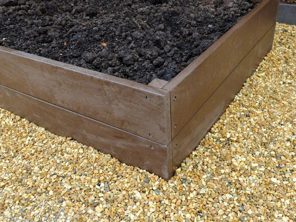 Raised Growing Bed 1m x 2m x 30cm
