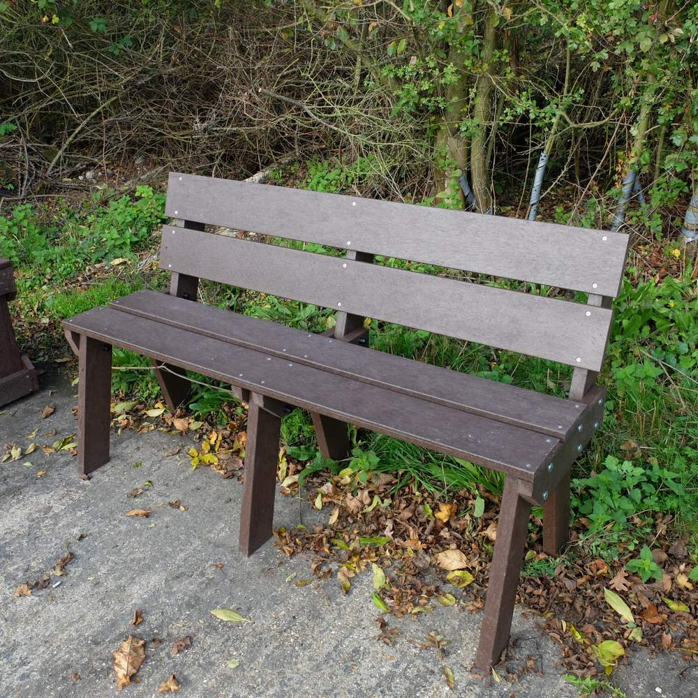 Filcris ERGO Three Triple Seat Bench