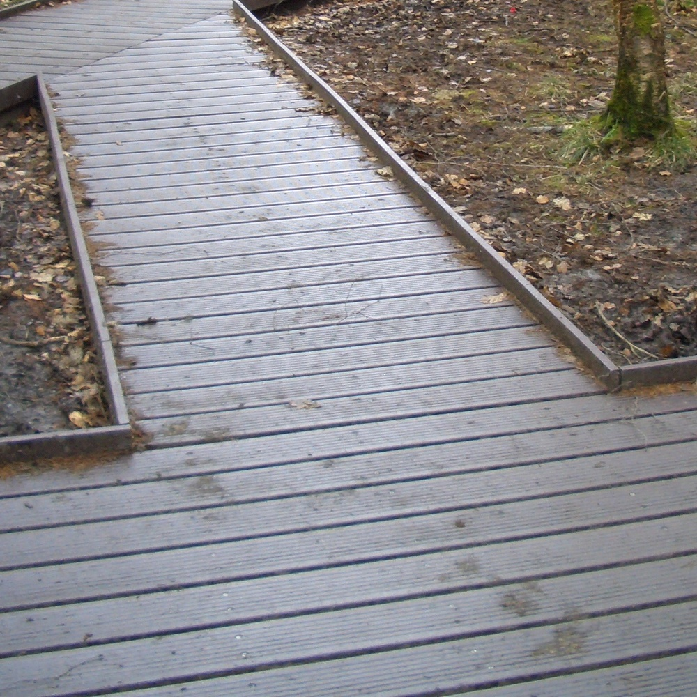 Recycled plastic decking prices per square meter filcris ltd for Reclaimed wood decking