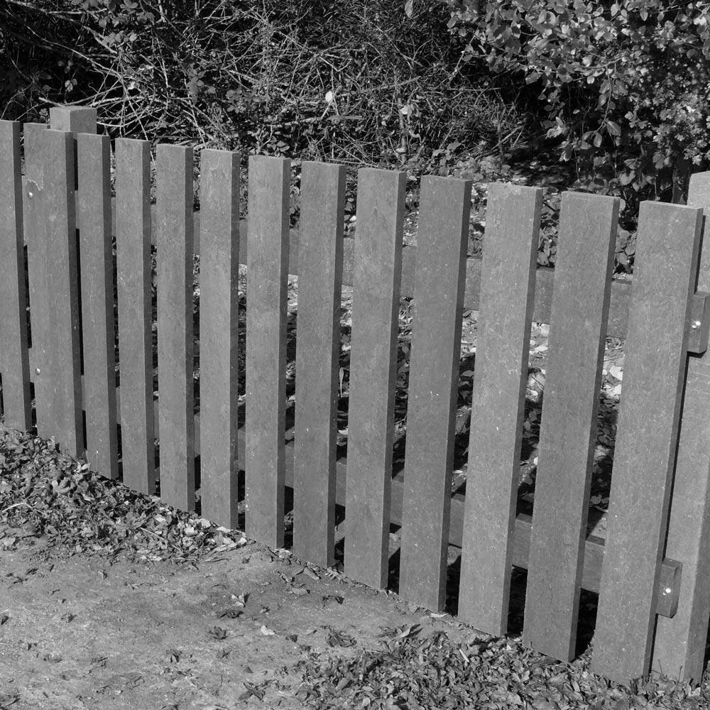 Recycled Plastic Picket Fencing Panels Filcris Ltd