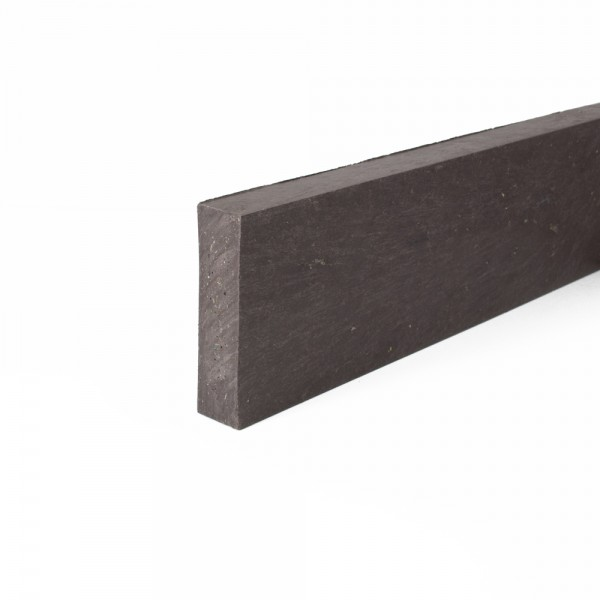 Fence Pale with Square End Brown 25mm x 100mm x 900mm