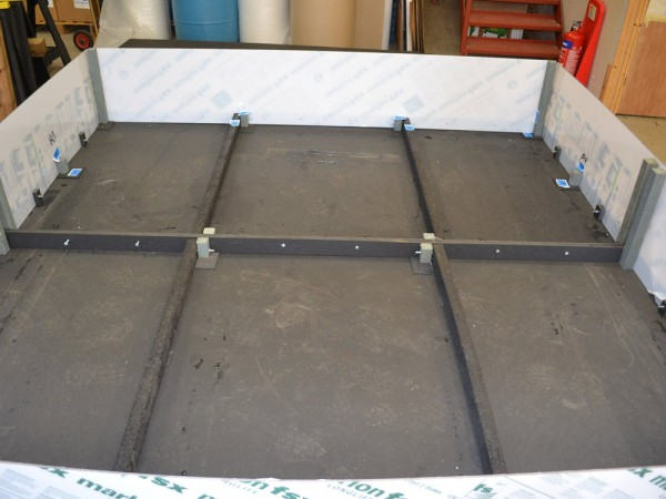 Mink Proof Tern Raft Double 2.44m x 2.44m