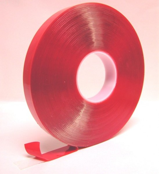 Techniflex Clear Tape 0.5 x 12 x 33m