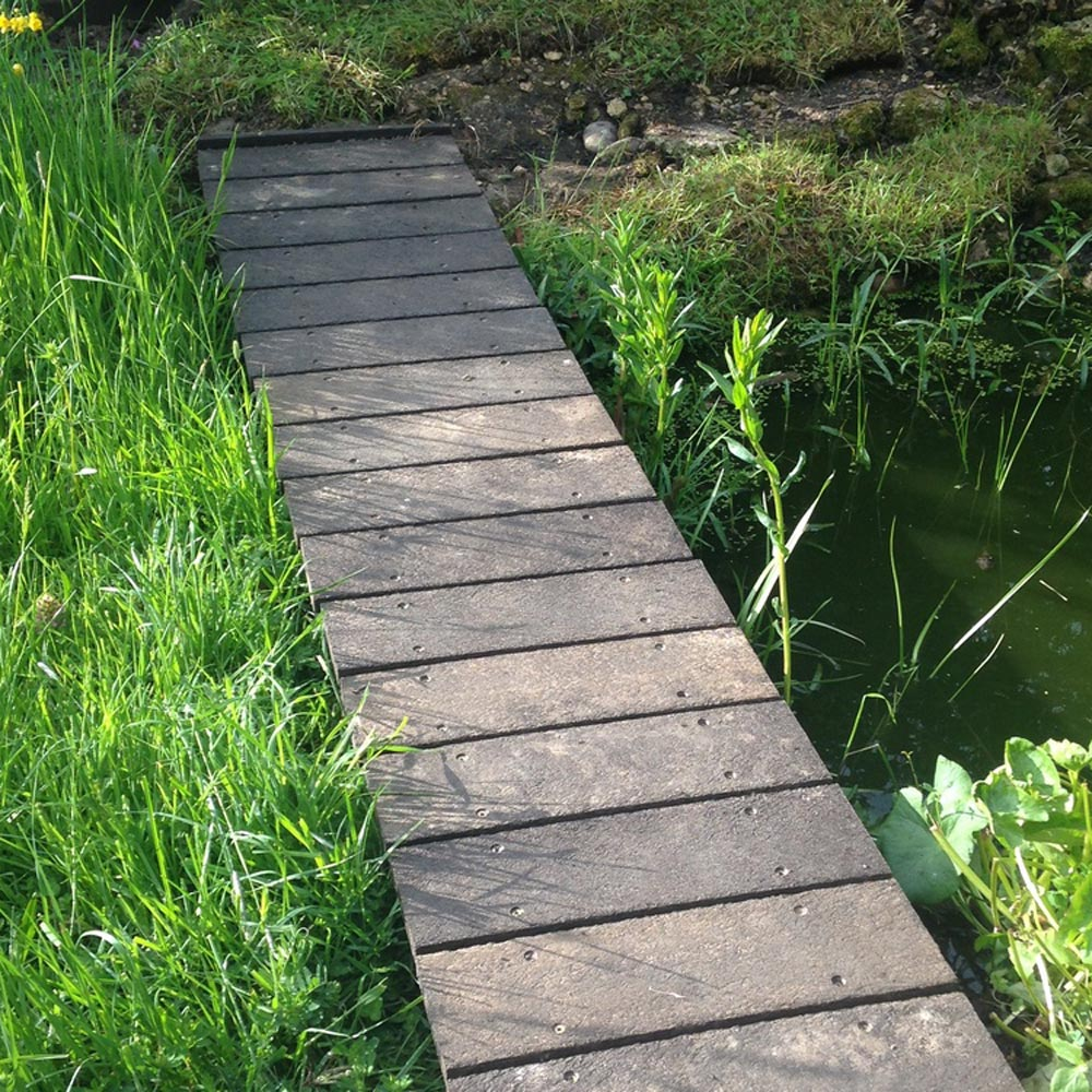 Recycled Plastic Products For Garden Walkways Filcris Ltd