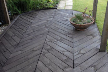Filcris ltd for Recycled plastic decking