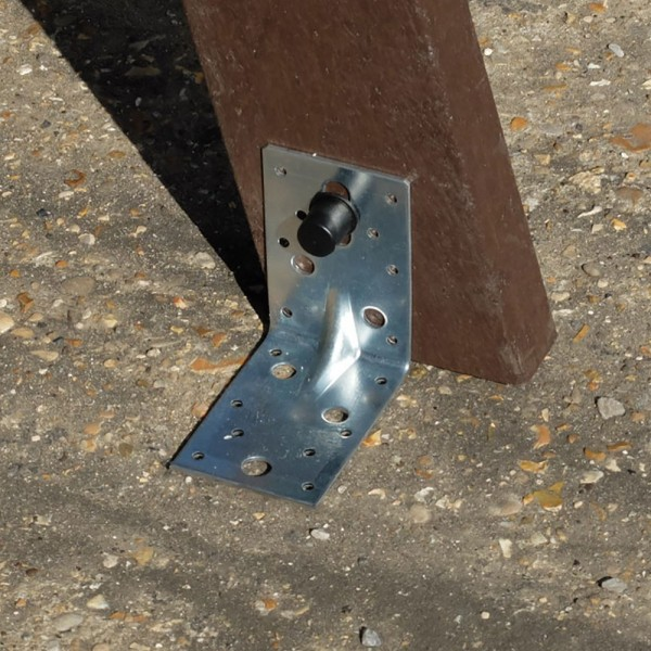 Steel Bracket 87mm x 87mm x 2.5m