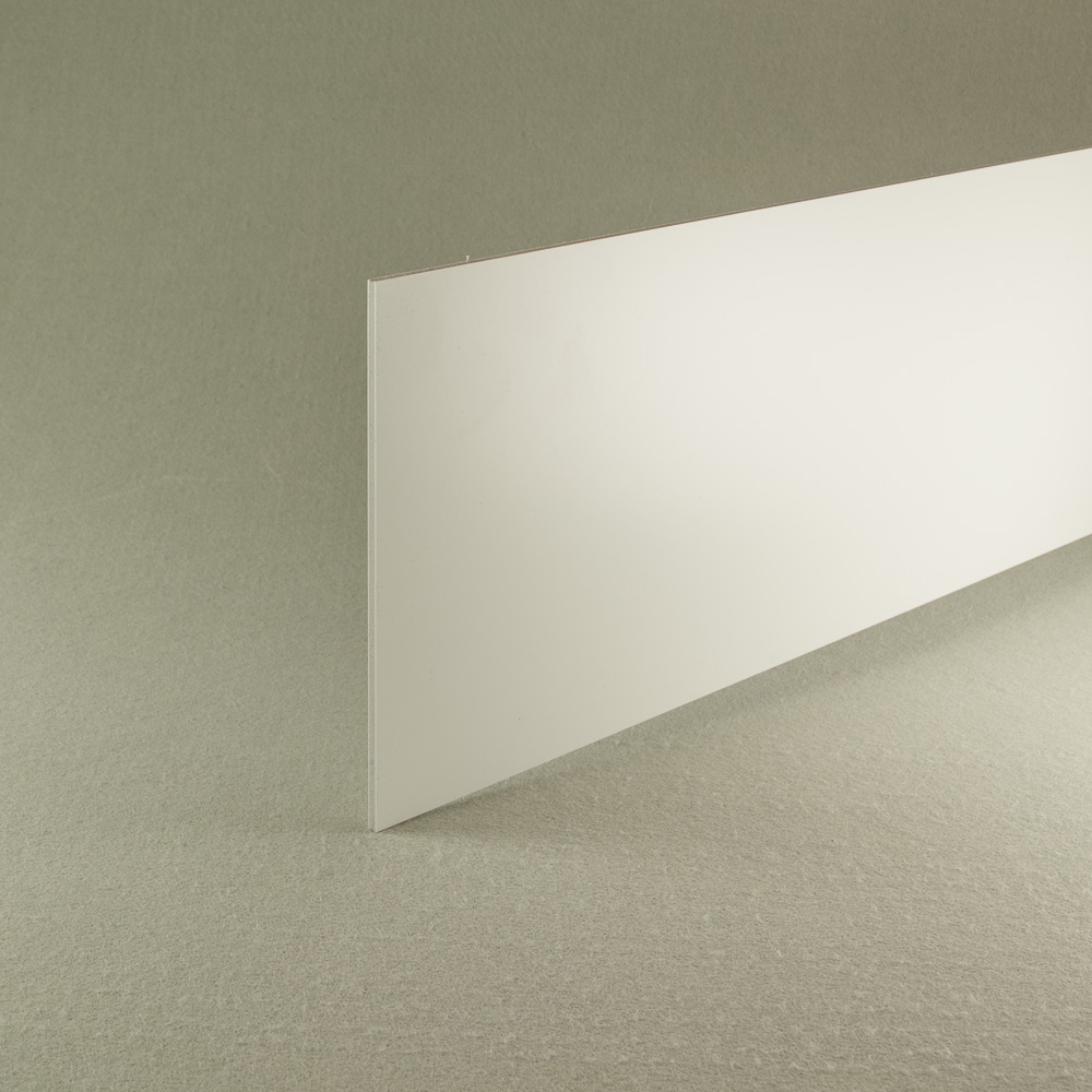 White recycled pvc waterproof construction board 3mm x 1.22m x 2.44m