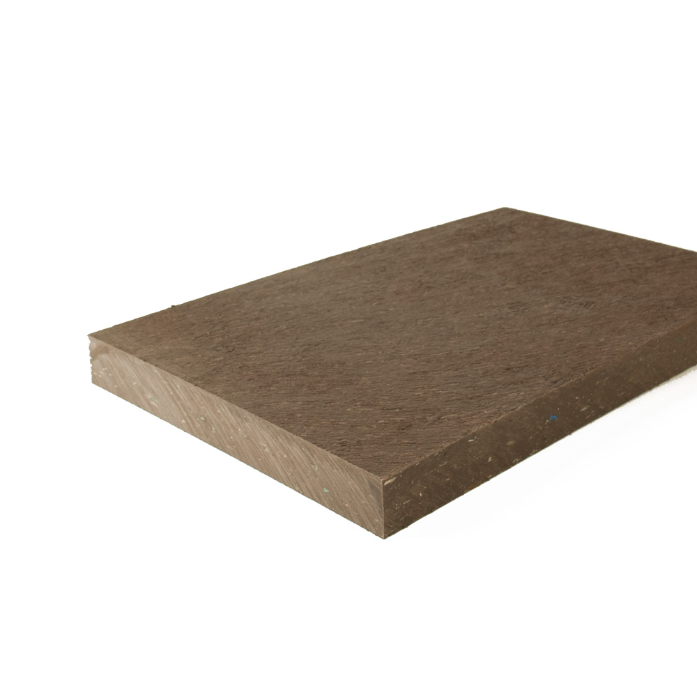 Heavy duty Brown 25mm x 1m x 2m sheet