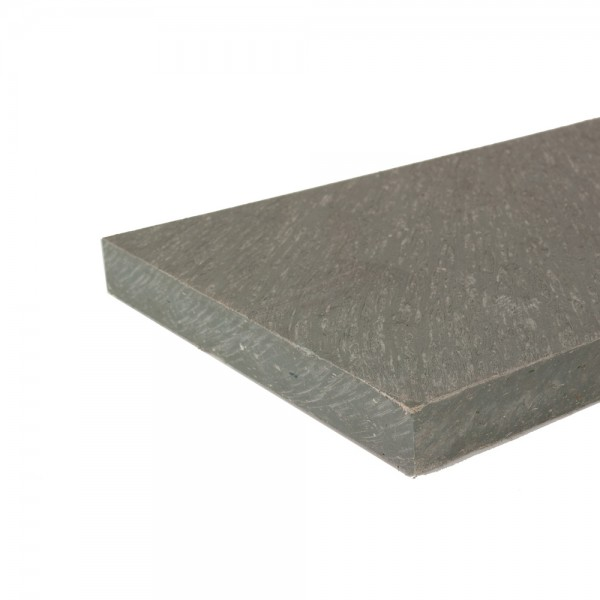 Heavy duty Grey 25mm x 1m x 2m sheet