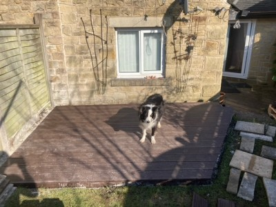 Home Decking Project
